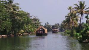 Kerala Backwaters near Allepey