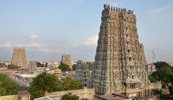 Southern India's most spectacular temple