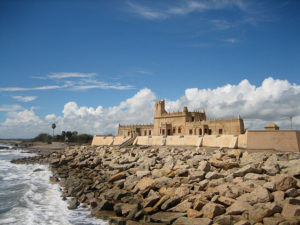 Danish colony in Tranquebar